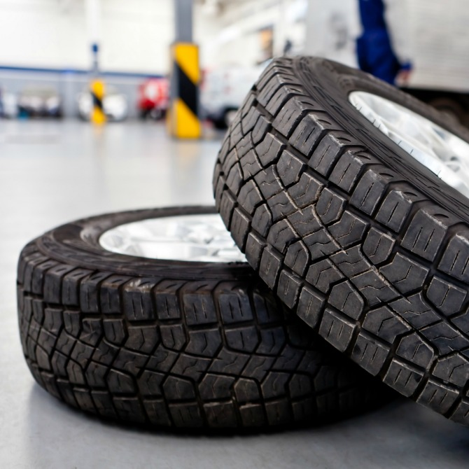 11. Maintain the recommended tire pressure