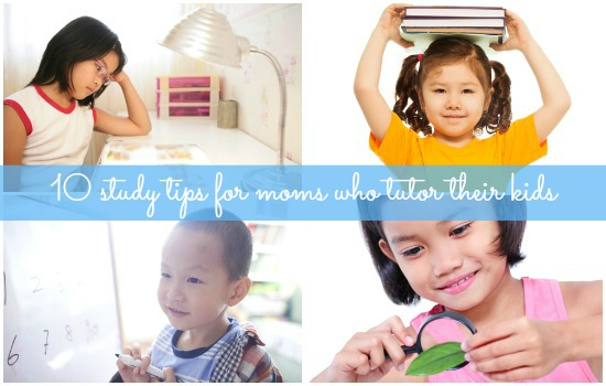 Tips for fuss-free study sessions at home