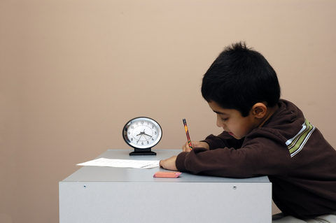 5. Set a time limit for individual homework and study tasks