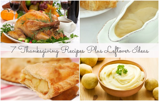 Easy Thanksgiving recipes, plus leftover ideas