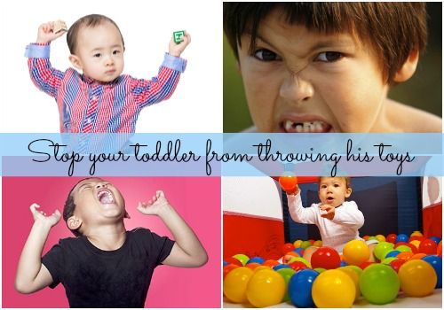 Stop your child from throwing his toys: A guide for Filipino parents