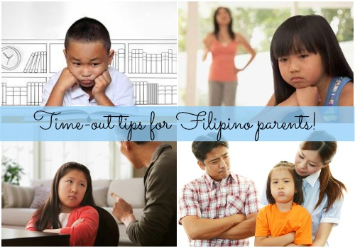 How to put your child in time out