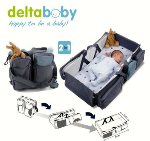 Delta Baby Nursery Bag and Carry Cot P4,595