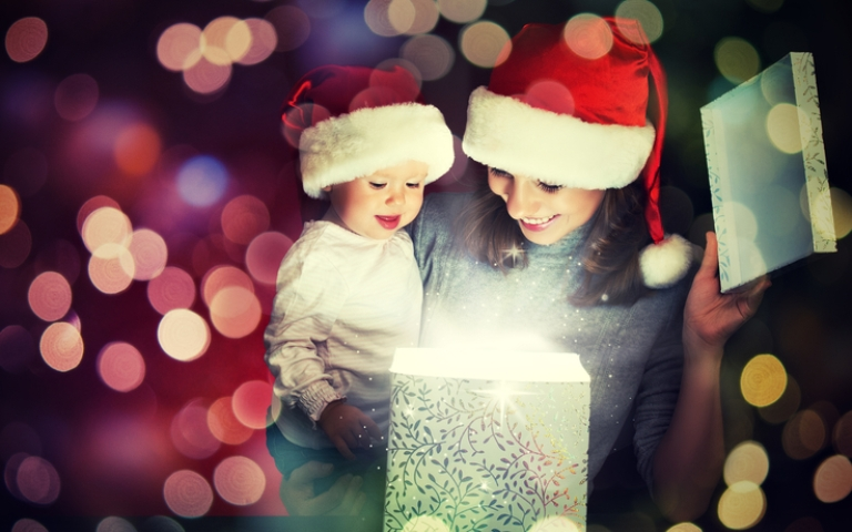 What gift did your baby like best?