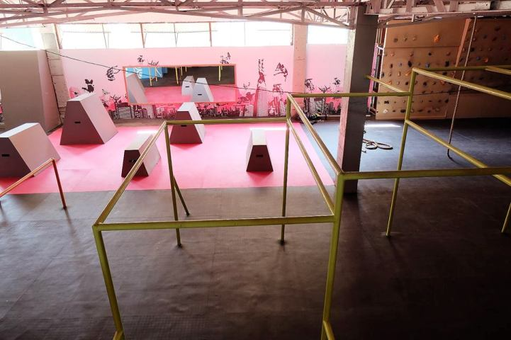 Ninja Academy gift certificates P290 (student rate) and P350 for a day pass