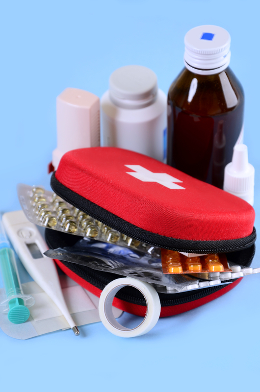 For Your First Aid Kit