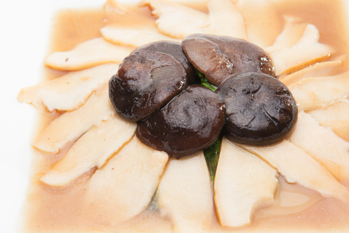 Abalone Soup with Cordyceps