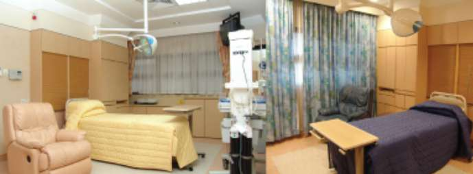 NUH Delivery room
