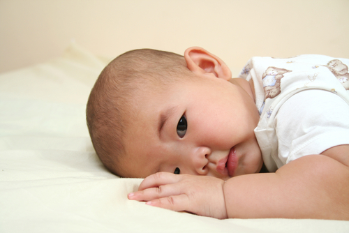 The Secret of Getting Your Tot to Sleep….