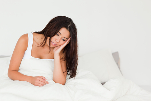 shutterstock 81322903 Depression in Pregnant Women Linked With Stress