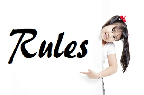 Rules for children