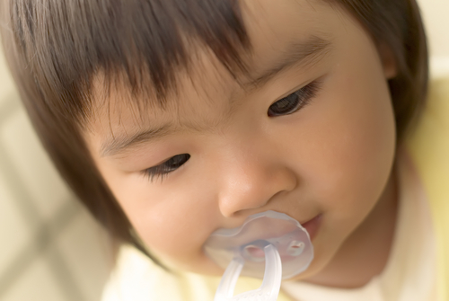 Japanese-girl-with-pacifier