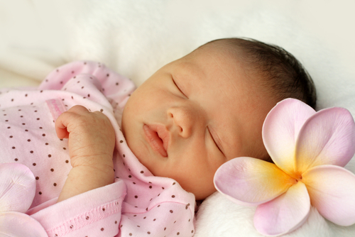 Armenian-baby-girl-sleeping