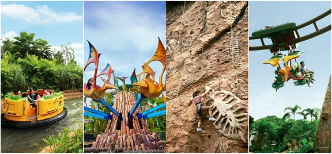 Universal Studios Singapore rides: Rules and restrictions
