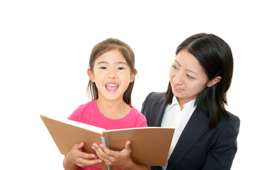 Get started on your child's confidence level