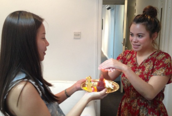 Diwali celebrations at theAsianparent office