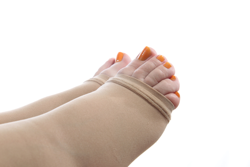 shutterstock 105802202 Postpartum Care For Swollen Ankles and Feet