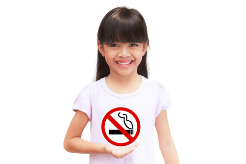 shutterstock 113990443 Ugly effects of second hand smoke and female fertility
