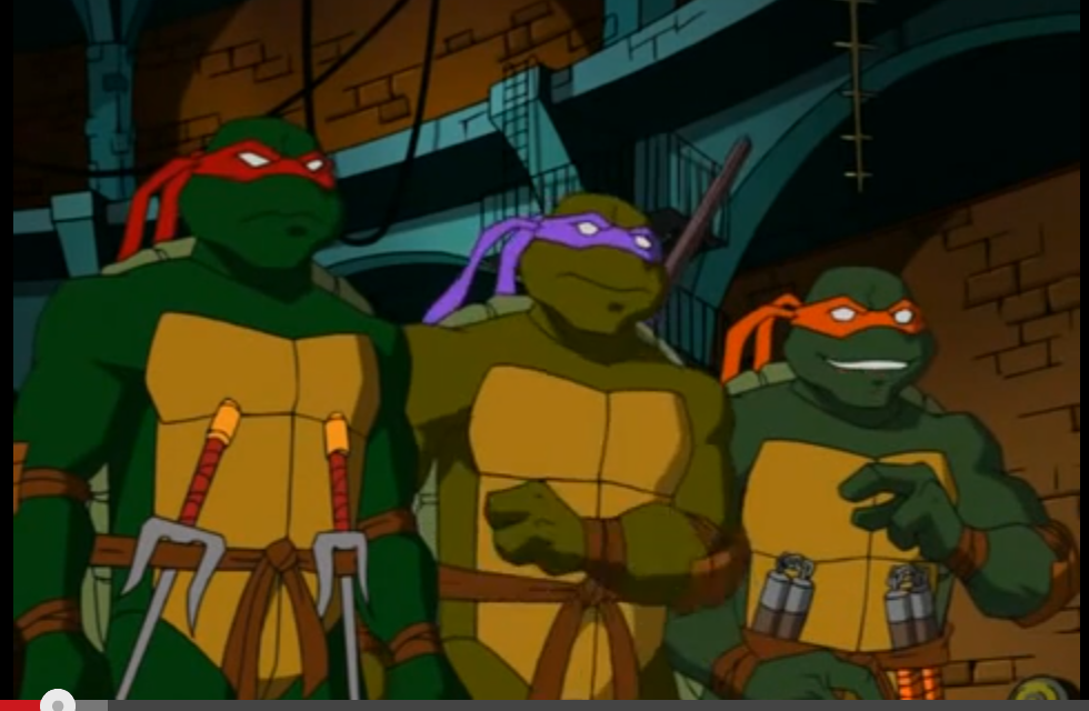 10 timeless cartoons from the 90's