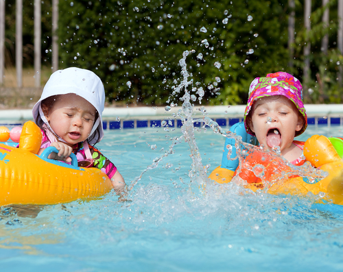 Must-know pool safety tips for your toddler