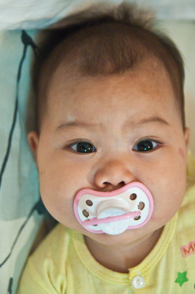 Are pacifiers good for baby?