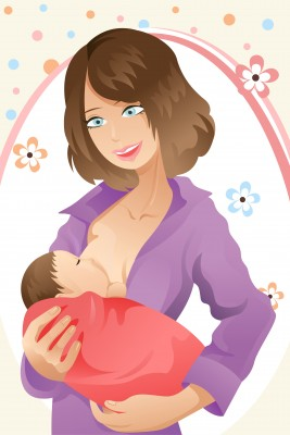 Nutrition for breastfeeding mothers