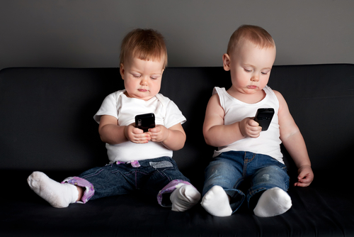 bill gates' parenting techniques, Mobile phone for kids - What age?