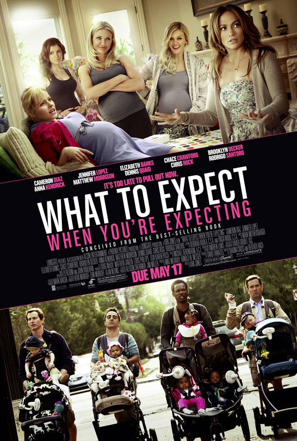 Win premiere tickets to What To Expect When You Are Expecting!