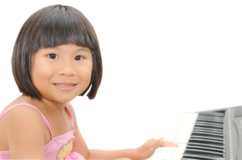 Is your young child ready for music lessons?