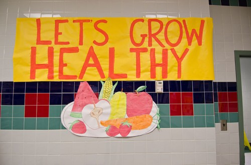 HPB's Healthy Eating campaign in primary schools