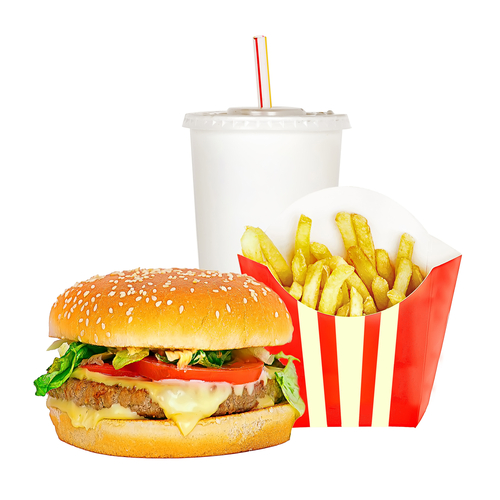 Do Fast Food Restaurants Have High Fat Content