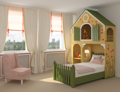 Safety tips for kid's room