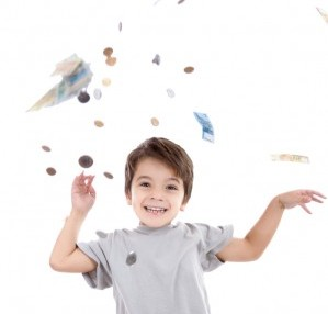 What does your allowance system teach your kid?