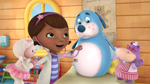 Doc McStuffins: Igniting ambitions in our children