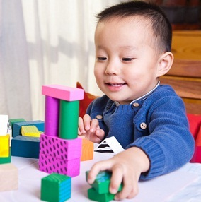 Choosing appropriate educational toys for kids
