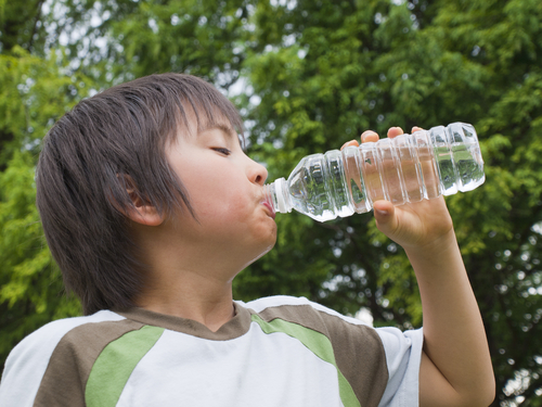 Is my child drinking enough water?