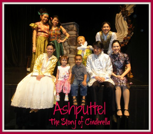 Ashputtel 'The Story of Cinderella' –A review