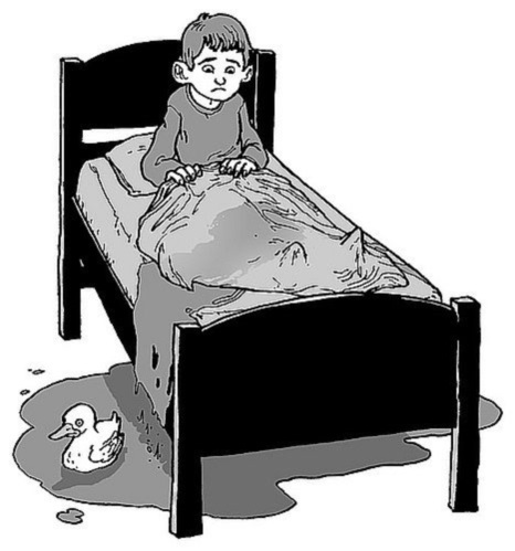 how to deal with bed wetting