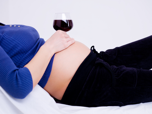 Does alcohol damage your foetus?