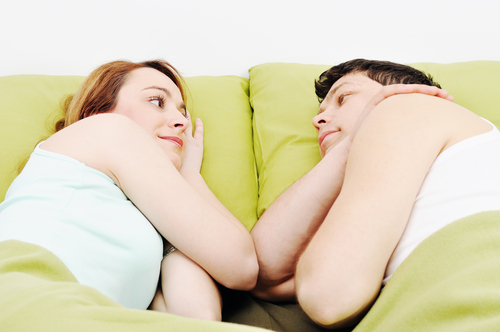 shutterstock 50460106 10 couple sleeping positions that tell the state of your marriage