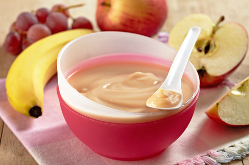 Make your own baby food at home