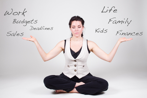 Work life balance for mothers