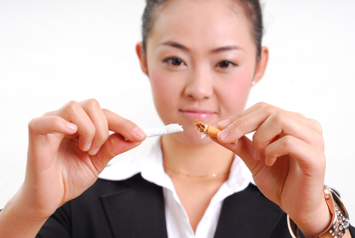 Doctor's tips to quit smoking