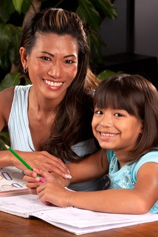 Help your child with homework by putting our tips into practice!