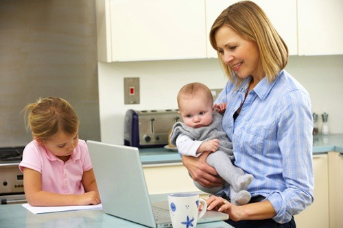 There are many things you can do as a work-at-home mum. Explore your options and see what fits you best.