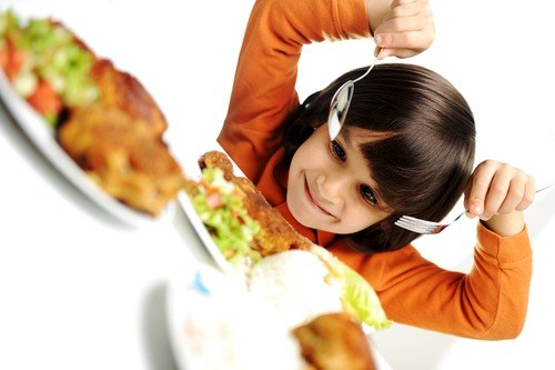 shutterstock 65935834 Table manners essentials: Eating out with kids