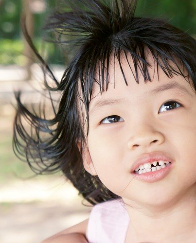 teeth discolouration in kids