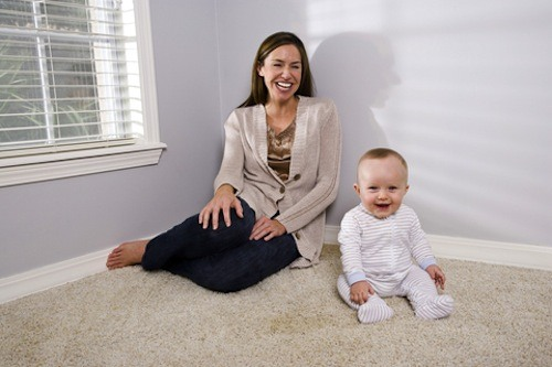Encourage your baby's development through play by providing age-appropriate activities.