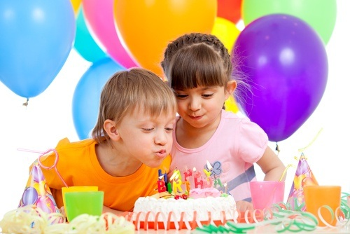 Children banned from blowing birthday candles in school!