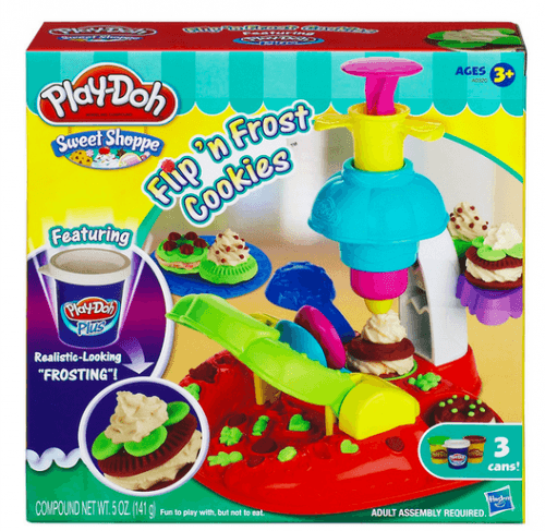 Sweet Shoppe FLIP 'N FROST COOKIES Set